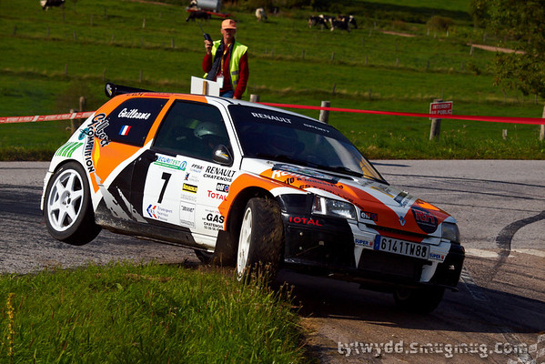 Rallye Vosgien 2010