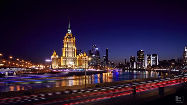 Москва (новое - апрель 2019)