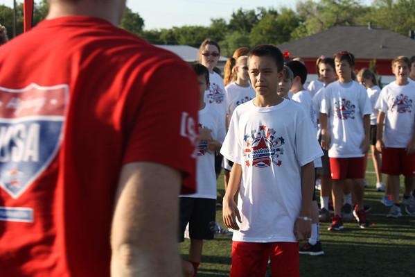 MS Boosterthon Fun Run 9/7/2012
