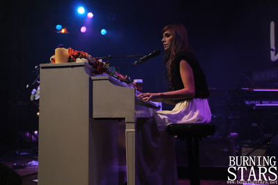 Christina Perri @ House Of Blues (Hollywood, CA); 1/30/13