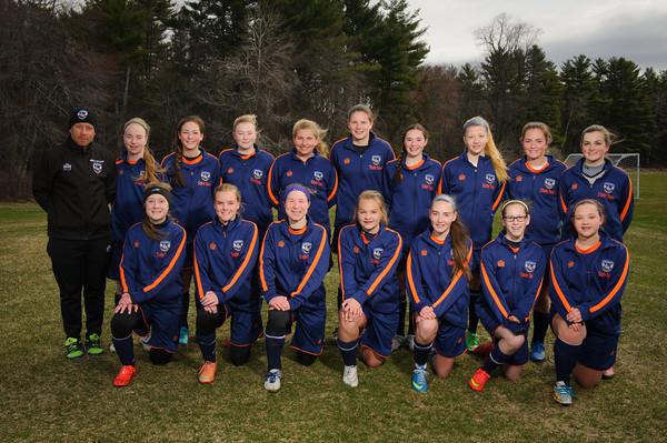 2015 ODP Team Photos