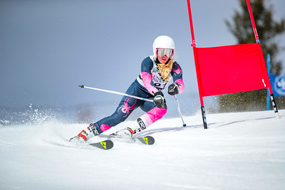 Giant Slalom: Girls Run 2