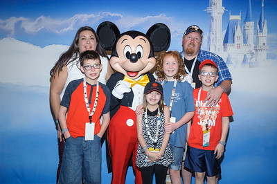 Mickey Mouse Photo-ops