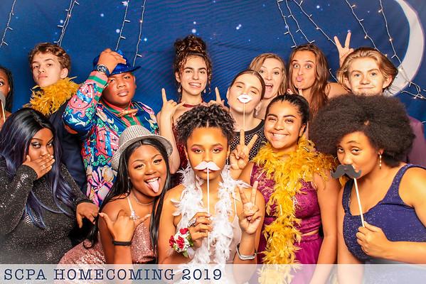 SCPA Homecoming 2019