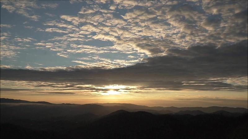 sunset timelapse.wmv