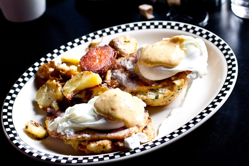 School Spiced Benni on a Cheddar Chive Biscuit with Back Bacon, Chipotle Hollandaise & Home Fries.jpg