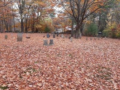 Aaron Corson ( Carson ) Grave