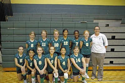 BMS Volleyball 9-2011