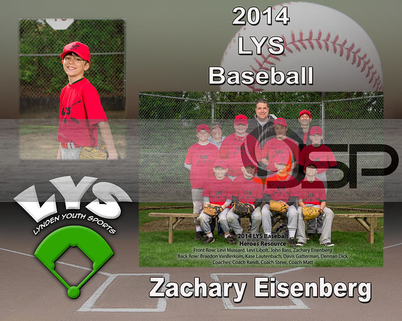 2014 LYS Baseball