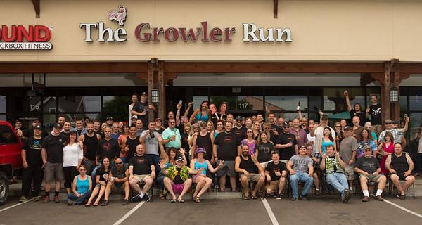 Growler Run Anniversaries
