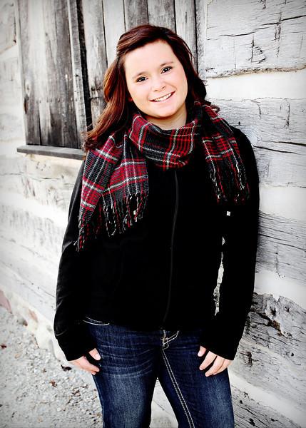 Jasmine McCoy senior pics