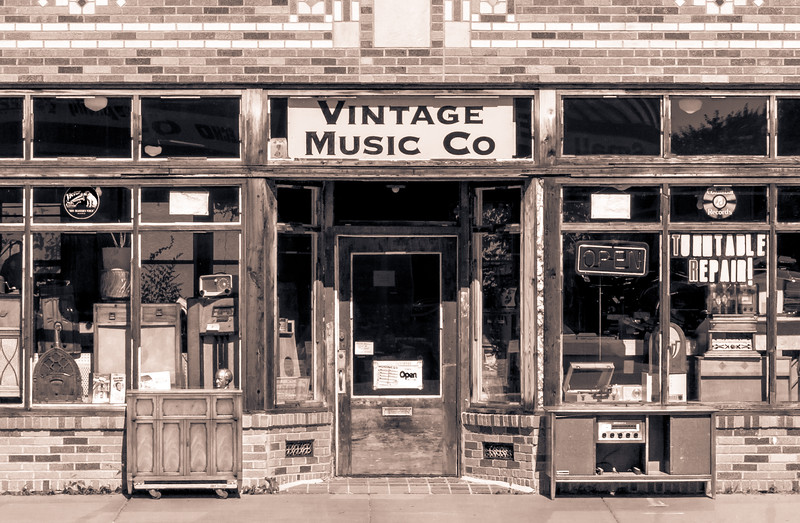 Vintage Music Co.