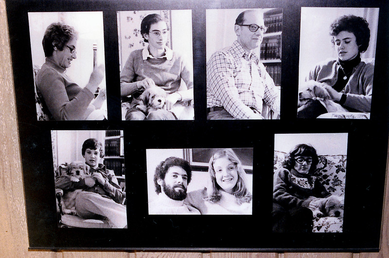 Old Family Collage - circa mid-70s