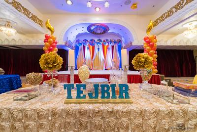 Tejbir's First Birthday - Lohri Party