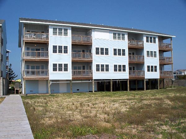 Autumns Keep RR1-1A Resort Rodanthe Exterior