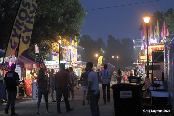 Scott County Fair Thur July 2021 by GMN