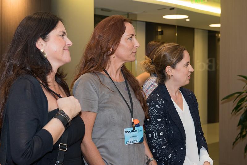 Coco Caballero, Isabel Brinck, Laura Villareal