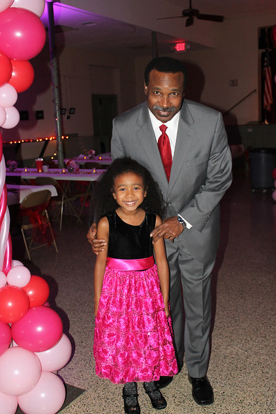 Daddy-Daughter Dinner and Dance 2014