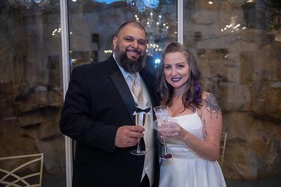 Deborah and Omar Celebrate