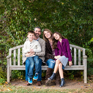 Mary & Dallas' Family Portraits