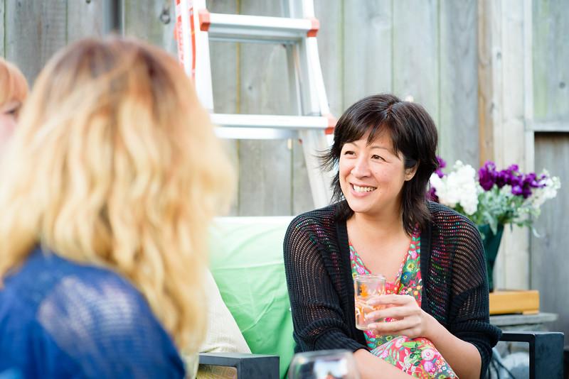 Summer's Backyard Party - August '17