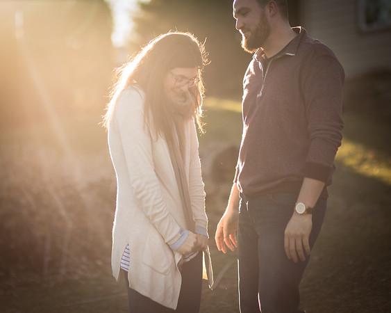 John and Lauren