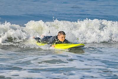 Chris's Surfing Lesson 7-5-21