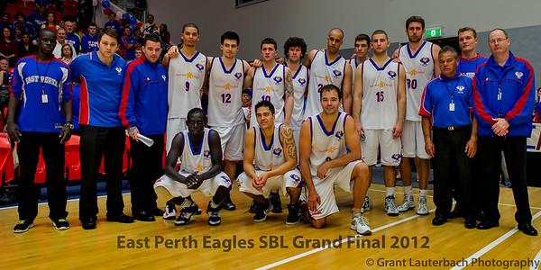 SBL Grand Mens Final 2012