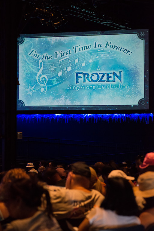 Disney's Hollywood Studios - For the First Time in Forever: A Frozen Sing-Along Celebration