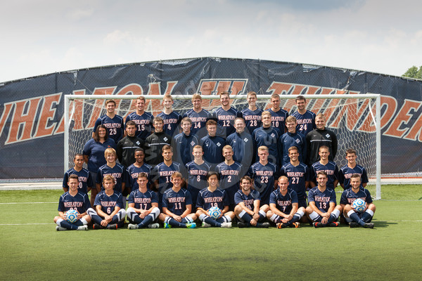 Wheaton College Men's Soccer 2013