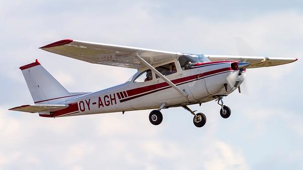 OY-AGH - Reims Cessna F172H Skyhawk