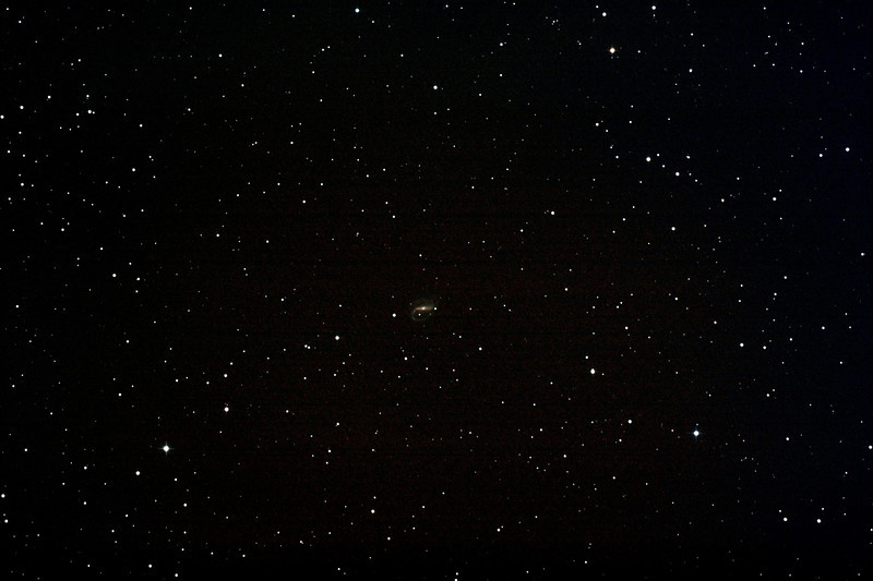Caldwell 44 - NGC7479 - Spiral Galaxy in Pegasus - 10/10/2012 (Processed stack)