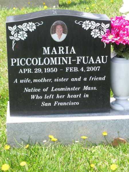 Maria Piccolomini-Fuaau
