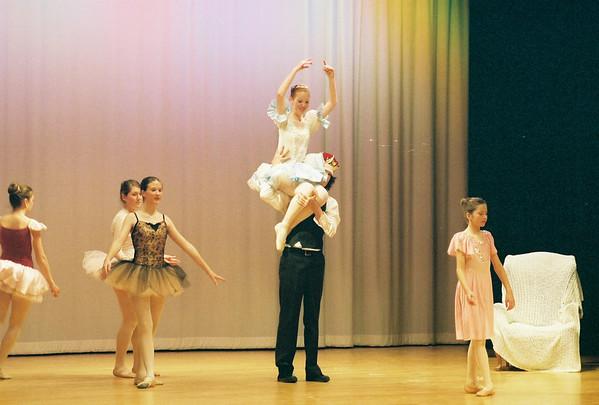 2005 Greg Whiteing's Kids Ballet