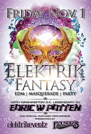 Elektrik Fantasy - The very First