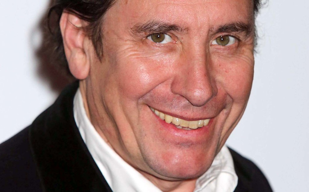 . Keyboardist-turned-TV personality Jools Holland (he was with Squeeze) is 59. (Getty Images: Tim Whitby)