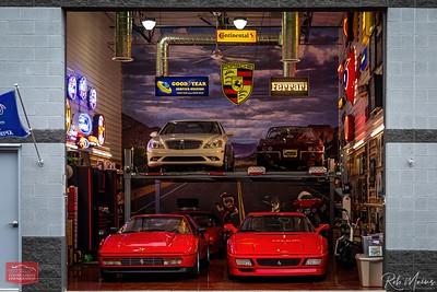 Toy Barn LM July 2021 Cars & Coffee