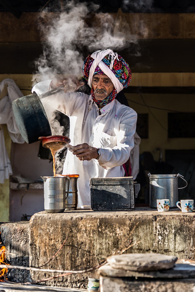 Tea Man of Tikkarda