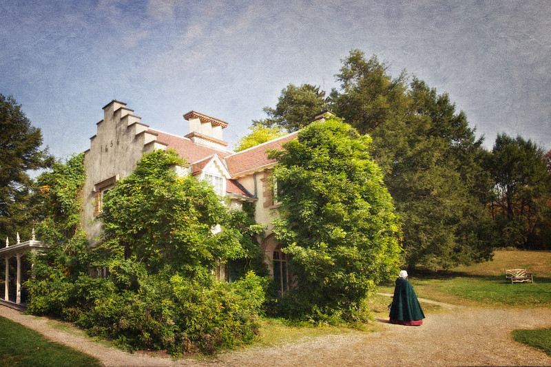 Sunnyside, The Home of Washington Irving
