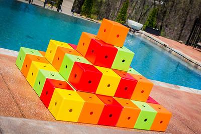 Troy {Pool Cubes}