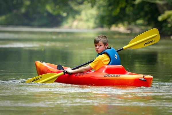 Chestatee River Trip