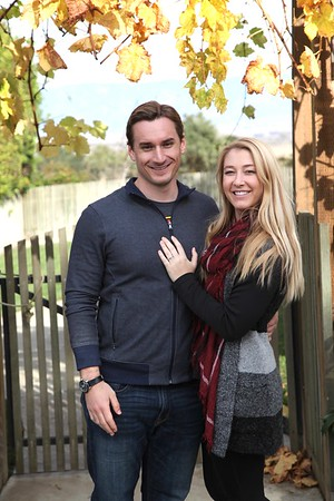 Catherine and Wil Engagement 2018