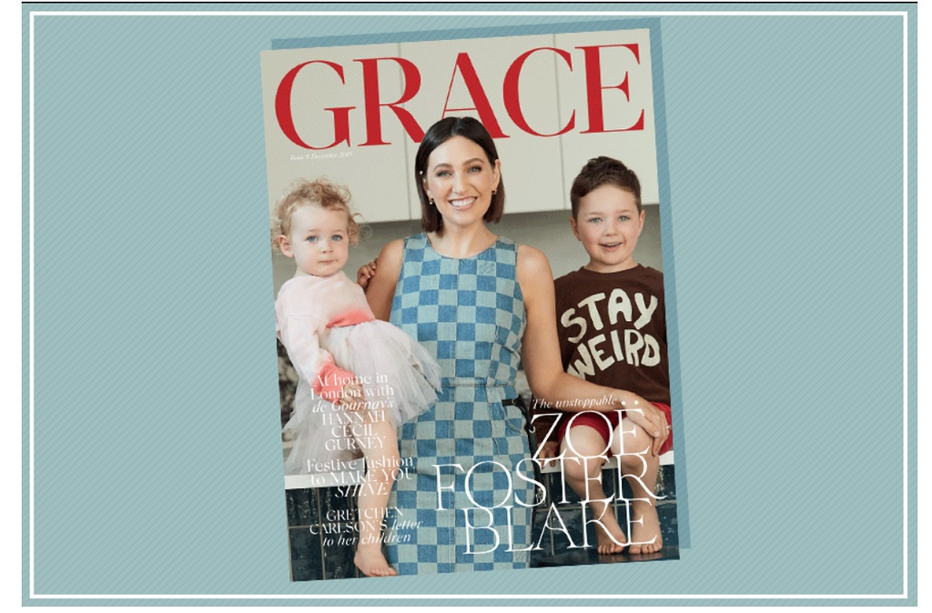 The Grace Tales Magazine No1 (photo credit: The Grace Tales)
