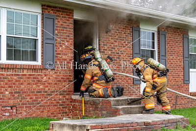 20180604B - Unincorporated Mount Juliet - House Fire