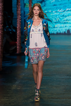 SS16 New York Fashion Week