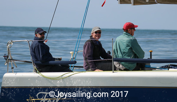 Sunday Farr 40 Racing