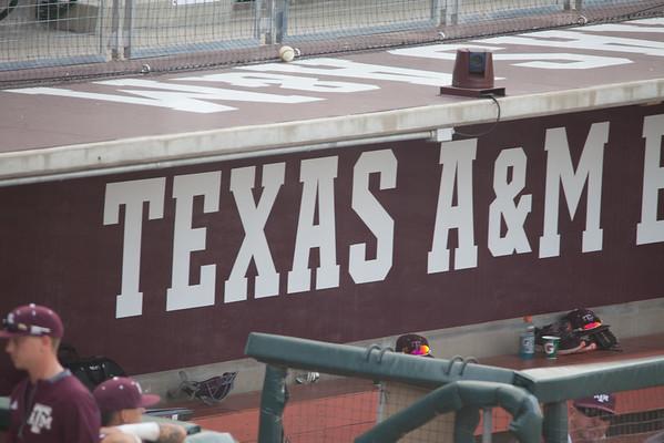 Aggie Baseball Vs t.u.