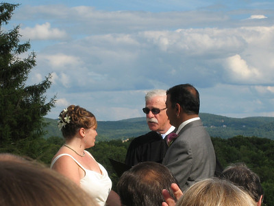 Kate and Carl's wedding 2009
