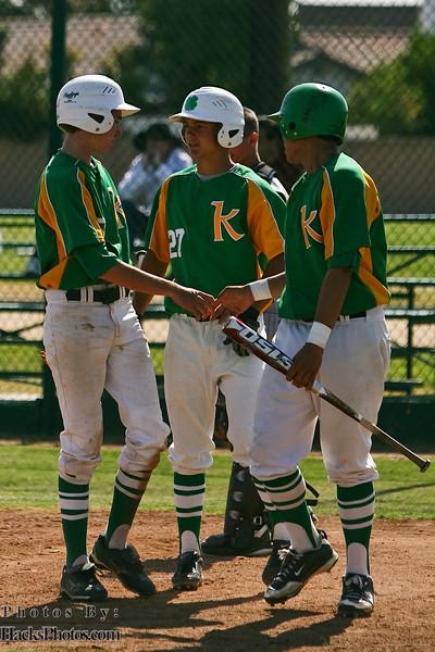 Varsity Baseball 5 May 2011