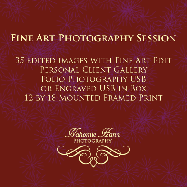 Fine Art Photography Session